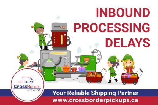 Inbound Processing Delays