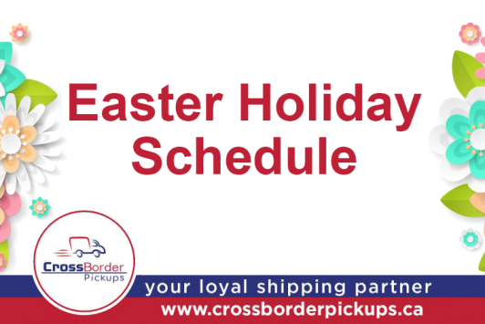 Easter Holiday Schedule 2021