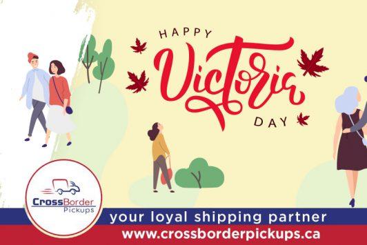 Victoria Day Schedule Banner